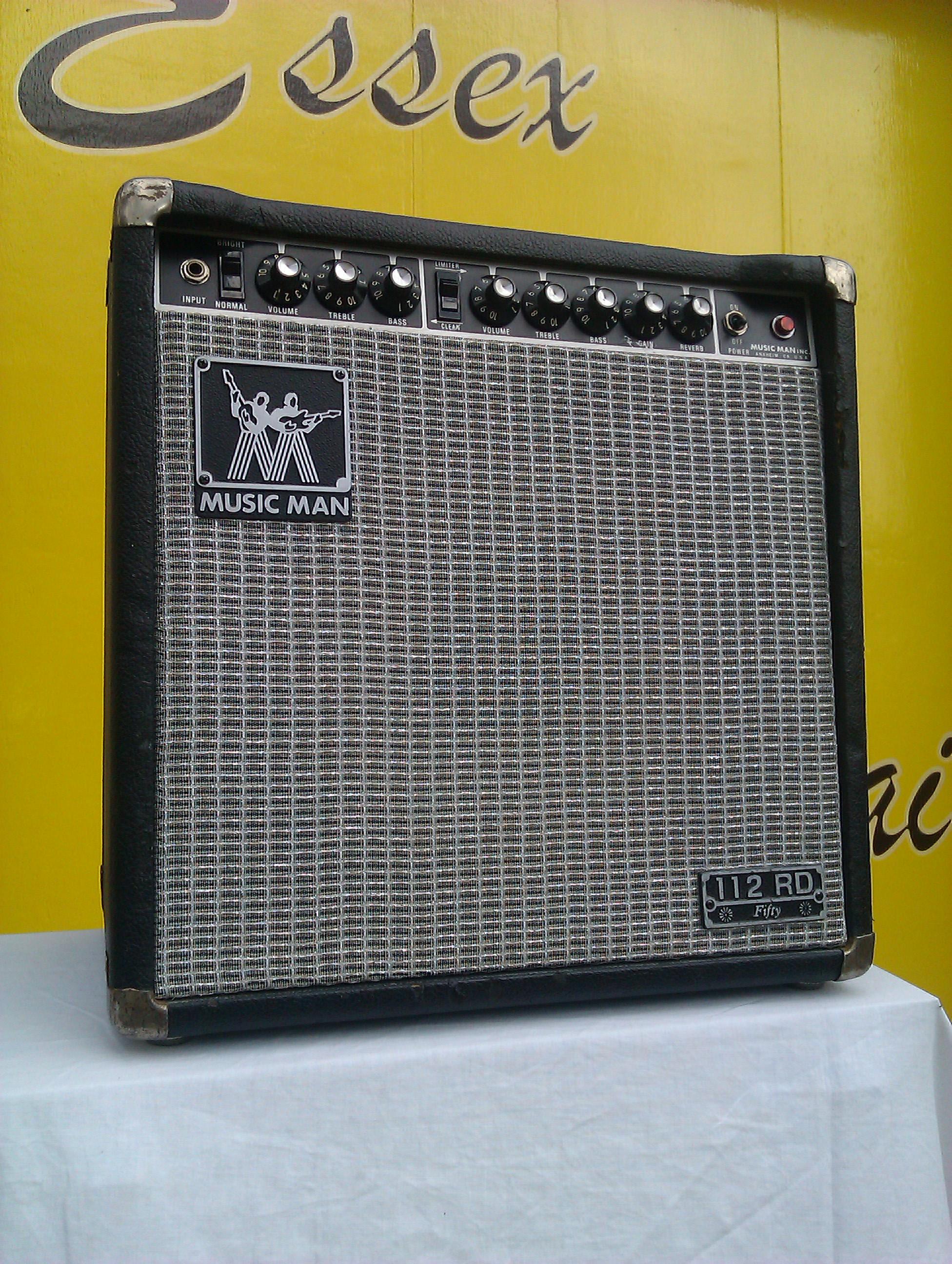 Fender after Fender....
