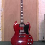 The iconic rock guitar from Gibson