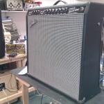 '65 reissue Fender Super Reverb 45W 4x10 combo