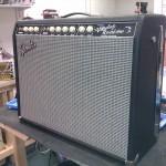 Fender custom reissue series Vibrolux Reverb. Nice!