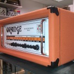 Orange Rockerverb 50. Fat and punchy amp from Orange