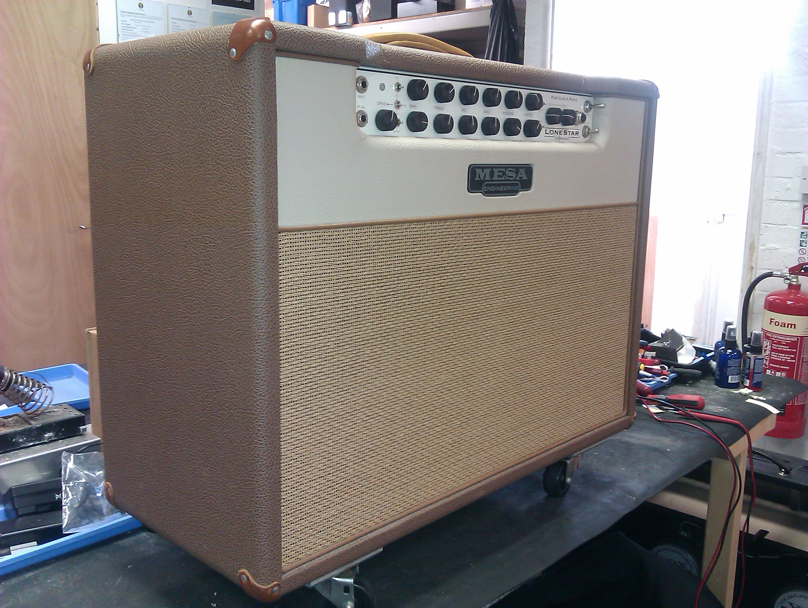 Lone Star from Mesa Boogie