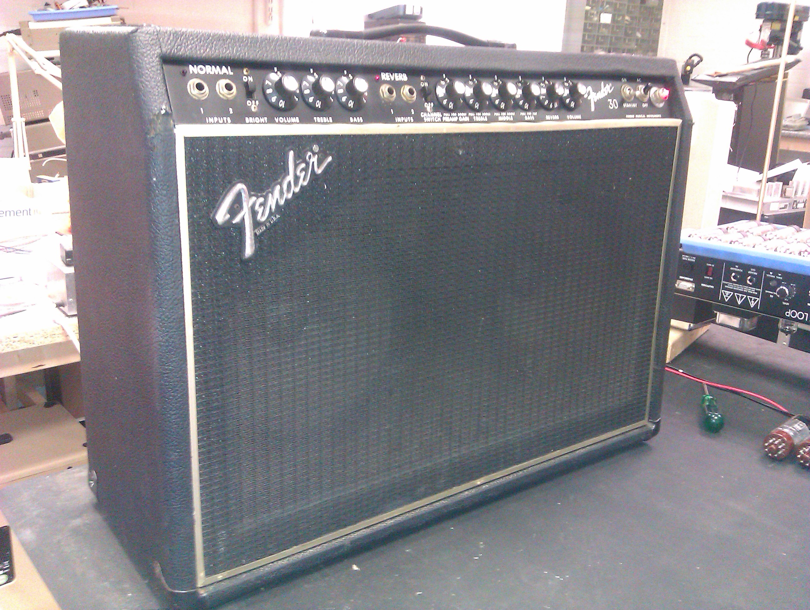 Rare & very cool Fender combo