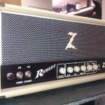 Dr Z Remedy amp, with master volume and EQ bypass mods