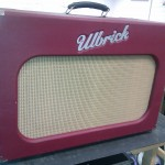 Ulbrick 80W combo amp - EL34 powered screamer from down under