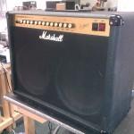 Marshall JCM600 combo.