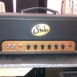 Great sounding amp from Suhr