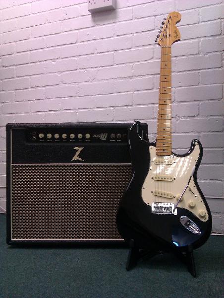 DrZ Maz 18 & Fender Stratocaster