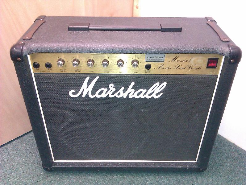 Marshall Master Lead