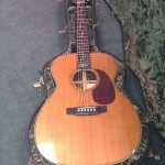Eric Clapton signature Martin 000